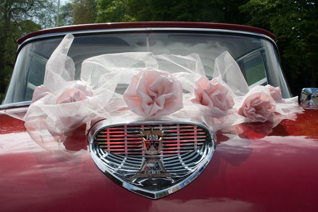 bruidsversiering